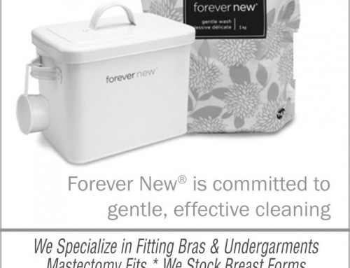 Forever New: Gentle Lingerie Wash